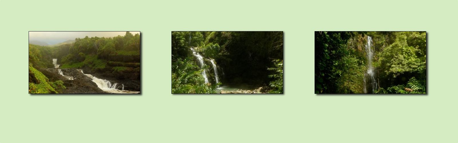 About - Waterfalls, Streams & Lakes